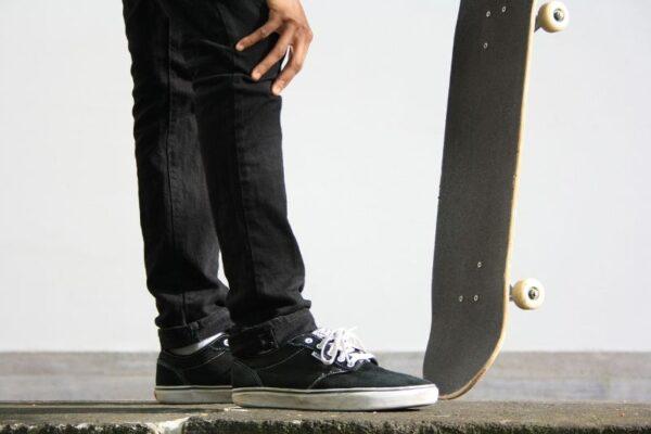 スケートボードのデッキ選び