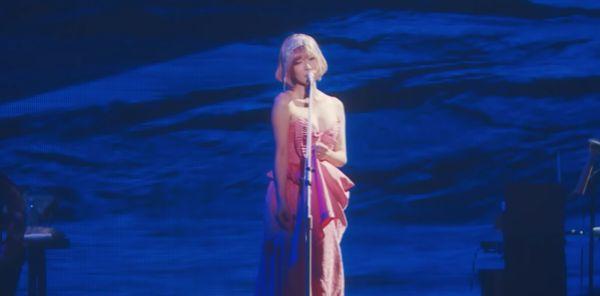 椎名林檎のライブ画像