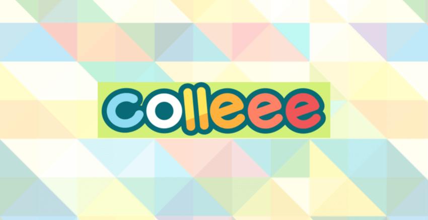 colleeeの登録方法