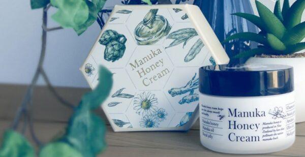 マヌカハニークリームの画像
